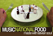 Music National Food